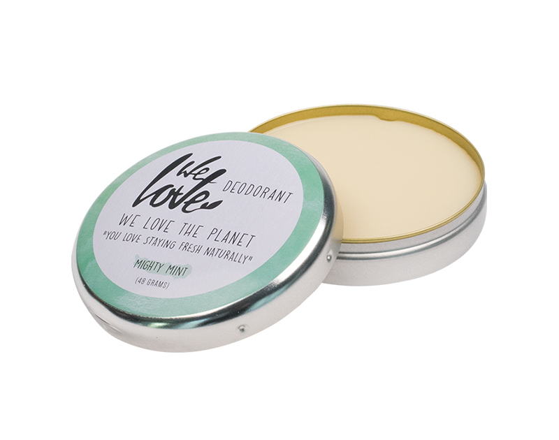 MIGHTY MINT - VOIDEMAINEN DEO, 48g