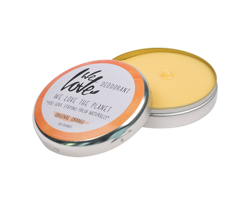 ORIGINAL ORANGE - VOIDEMAINEN DEO, 48g