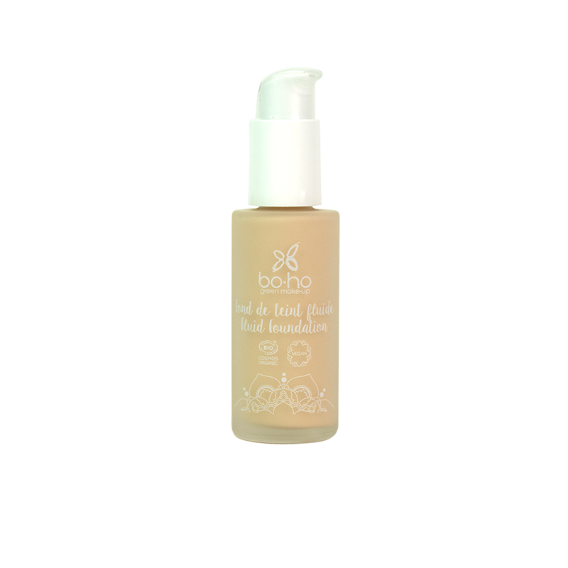 FLUID FOUNDATION MEIKKIVOIDE 01 PORCELAINE, 30ml