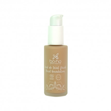 FLUID FOUNDATION MEIKKIVOIDE 04 BEIGE DORÉ, 30ml