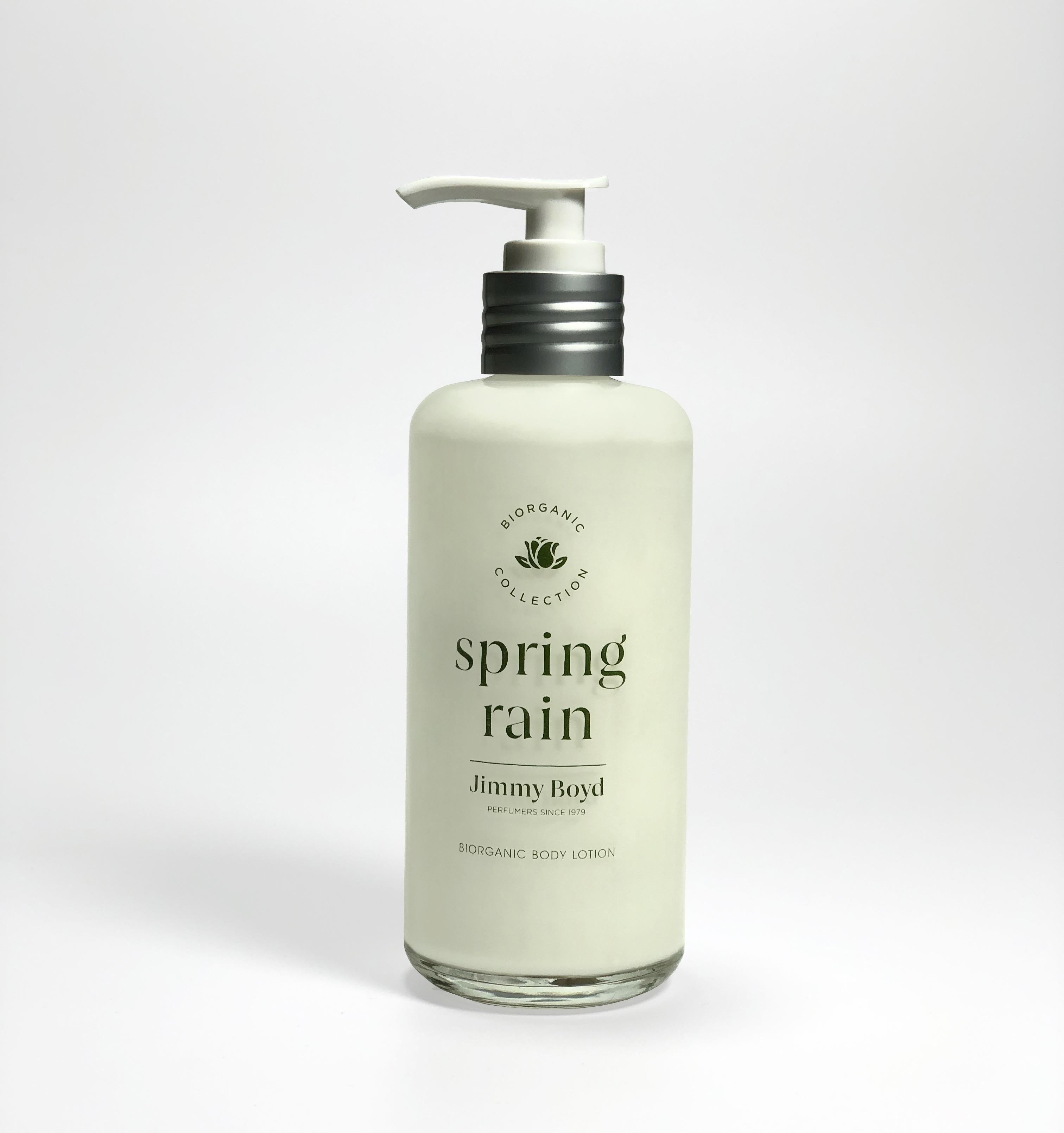 SPRING RAIN VARTALOEMULSIO, 200ml