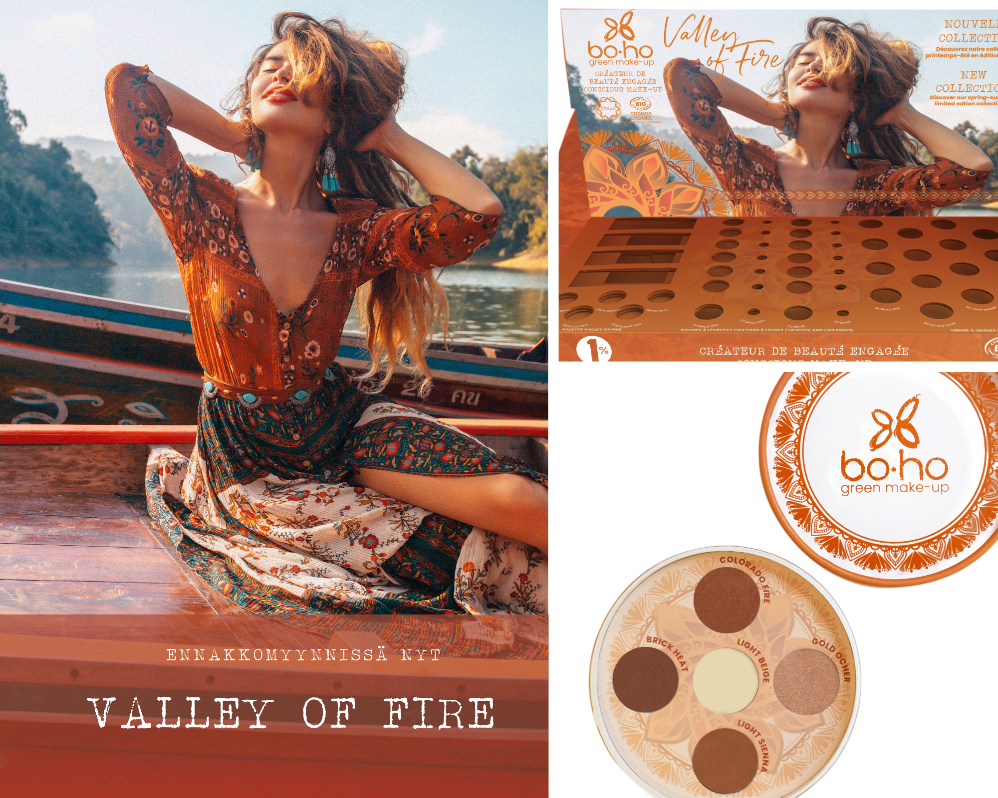 BOHO VALLEY OF FIRE COLLECTION 2021